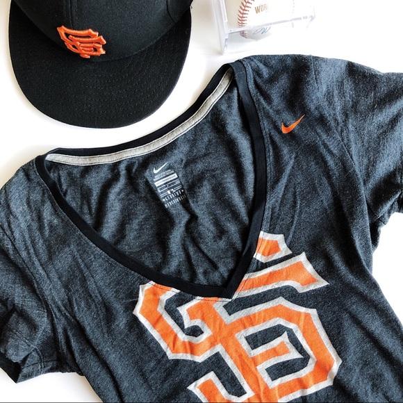 11ca63d52 Nike Women's SF Giants tee shirt. M_5b0240d4fcdc31d3f5604d8a